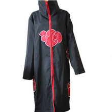 Naruto Cosplay Uchiha Itachi Cosplay Costume Halloween Christmas Party Costume Cape pattern Cloak  D90