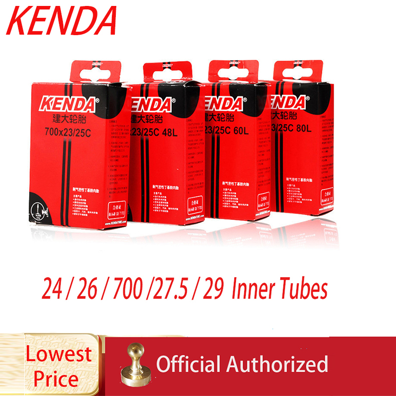 "BICYCLE BIKE TUBE  24/"" X 1 3//8/"" KENDA SHRADER VALVE 32 MM NEW"