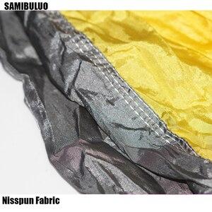 Image 5 - SAMIBULUO 屋外高品質大人耐久性パラシュートキャンプハンモック木ストラップダブル
