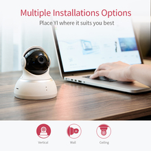 YI Dome Camera 1080P Pan/Tilt/Zoom Wireless IP Security Surveillance System
