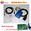 Best For VO--LVO DICE PRO 2014D Full Chip Multi-Languages Firmware Update & Self-Test J2534 Protocol For Vo--lvo Vida Dice