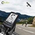 Meilan M1 Fiets GPS fiets Computer GPS Navigatie BLE4.0 snelheidsmeter Verbinden met Cadans/HR Monitor/Power meter (niet inbegrepen)