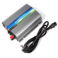 Precio Inversor de corriente UE 600W con MPPT para sistema generador de Panel Solar doméstico entrada CC