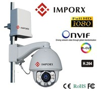 2MP Megapixel Wireless Ip Camera Cmos High Speed H 264 Full HD Ptz CCTV IP Camera