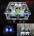 Lo nuevo 6J1 tube preamplificador tablero del amplificador amp 6J1 pre-amplificador de Auriculares preamplificador de válvulas bile buffer kits de bricolaje