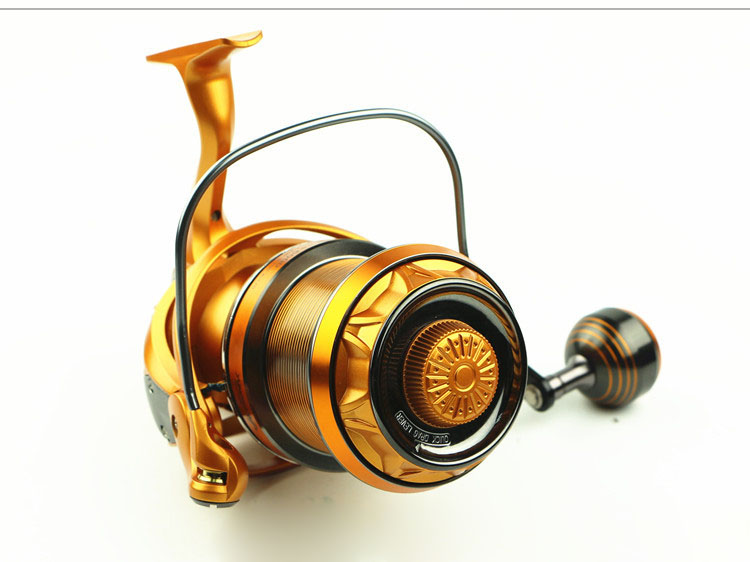 Fundição Reel Pesca Fio de Metal Copo Balancim 3 Tipos