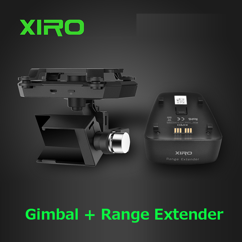 XIRO XPLORER G Gimbal + Range Extender XIRO Spare parts XIRO Gopro Gimbal Free shipping argtek xiro zero xplorer wifi range extender antenna kit
