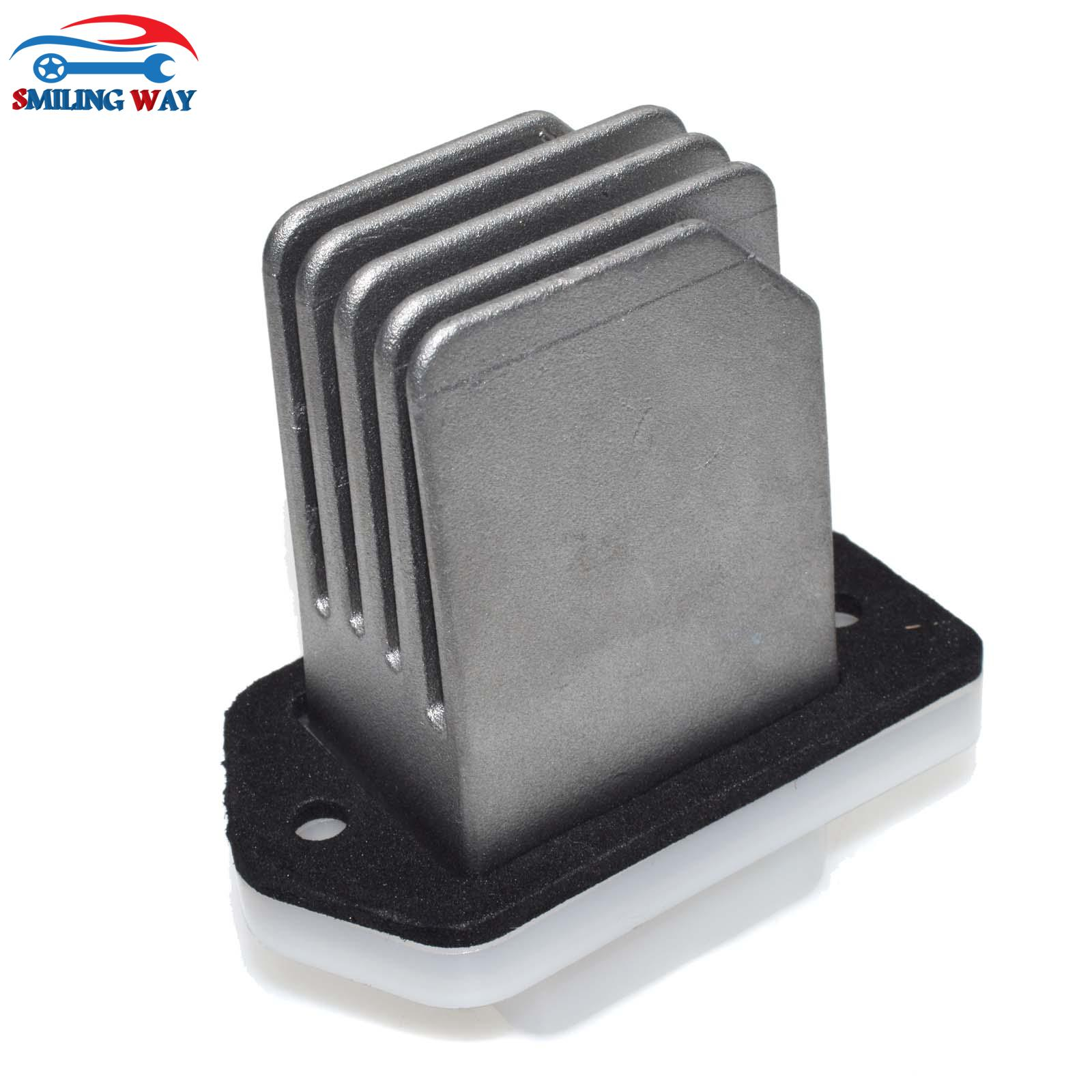 SMILING WAY# Blower Motor Resistor For Nissan NV1500 NV2500 NV3500  2012-2013, Rogue 2008-2013, Sentra 2007-2012 Amplifier Module