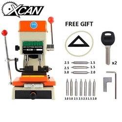 XCAN DEFU Vertical Key Machine 368A Machine For Making Car Door Keys Cutter Locksmith Tools Key duplicating Machine