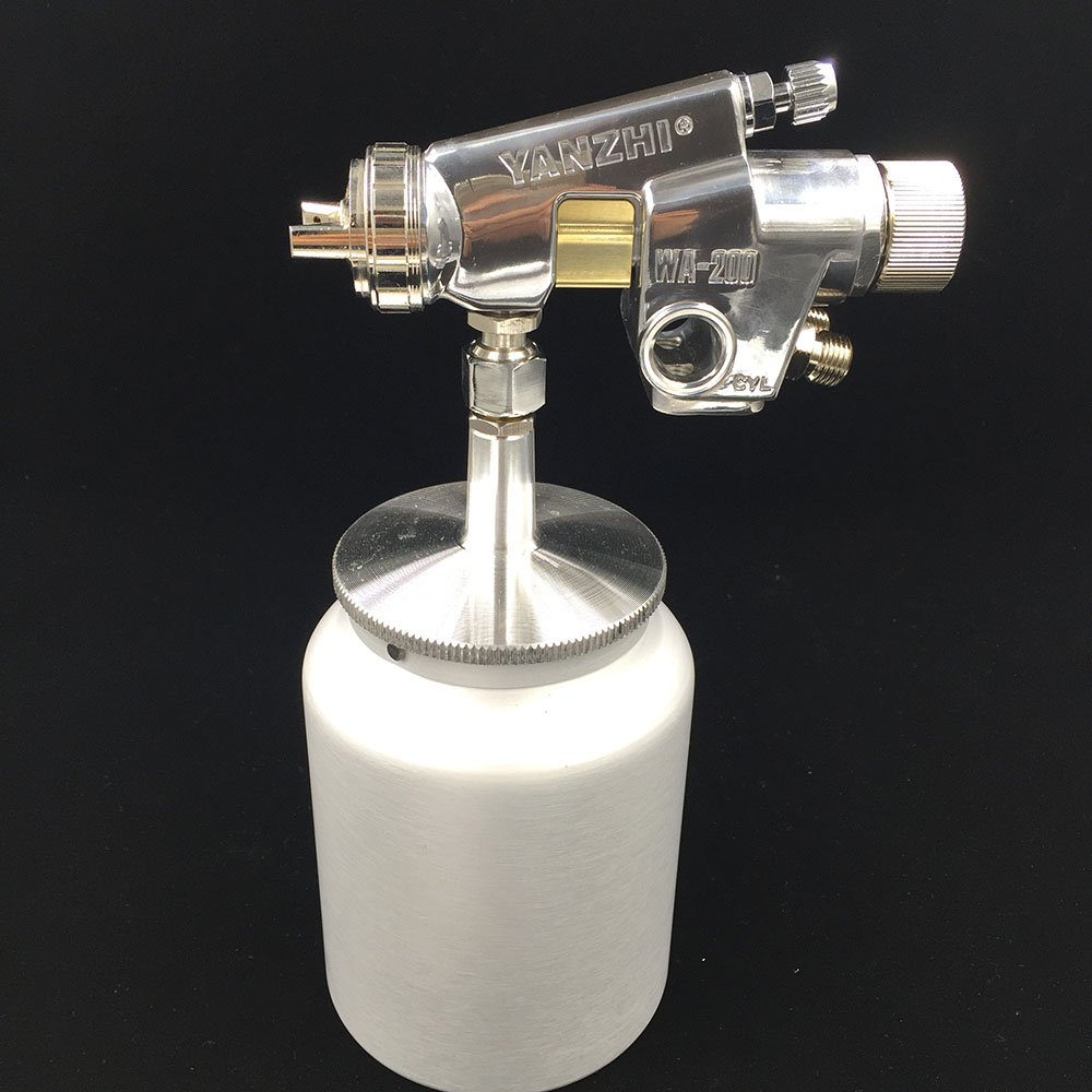 YZ-WA200 automatic sprayer with 1000cc tank paint pressure sprayer high pressure auto spray painting tools sat0086 free shipping auarita airbrush paint guns professional paint sprayer high pressure air gun tank paint sprayer pneumatic