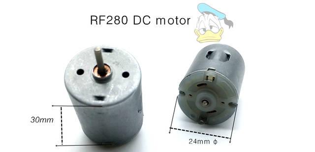 Dryer Replacement Parts >> Online Shop Dc 12v Motor Mini 280 Motor Replacement Parts For Diy