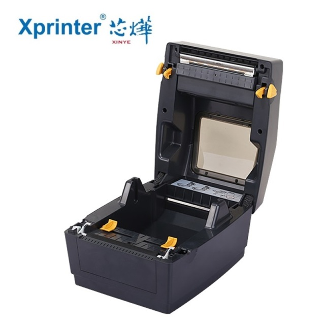 Thermal USB Barcode Label Printer 20mm - 108mm sticker Bar code Printer Thermal Adhesive Label Printer Clothing Label Printer 5
