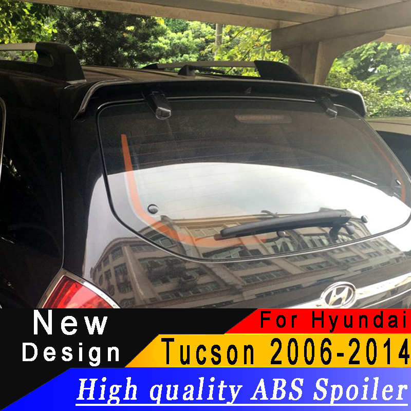 For Hyundai Tucson 2006 2007 2008 2009 2010 2011 2012 2013 2014 ABS material Primer or