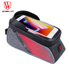 Touch Screen Front Top Tube Bicycle Bags Rainproof Bag MTB Road Cycling 6.0 6.2 Inch Hot Accessories