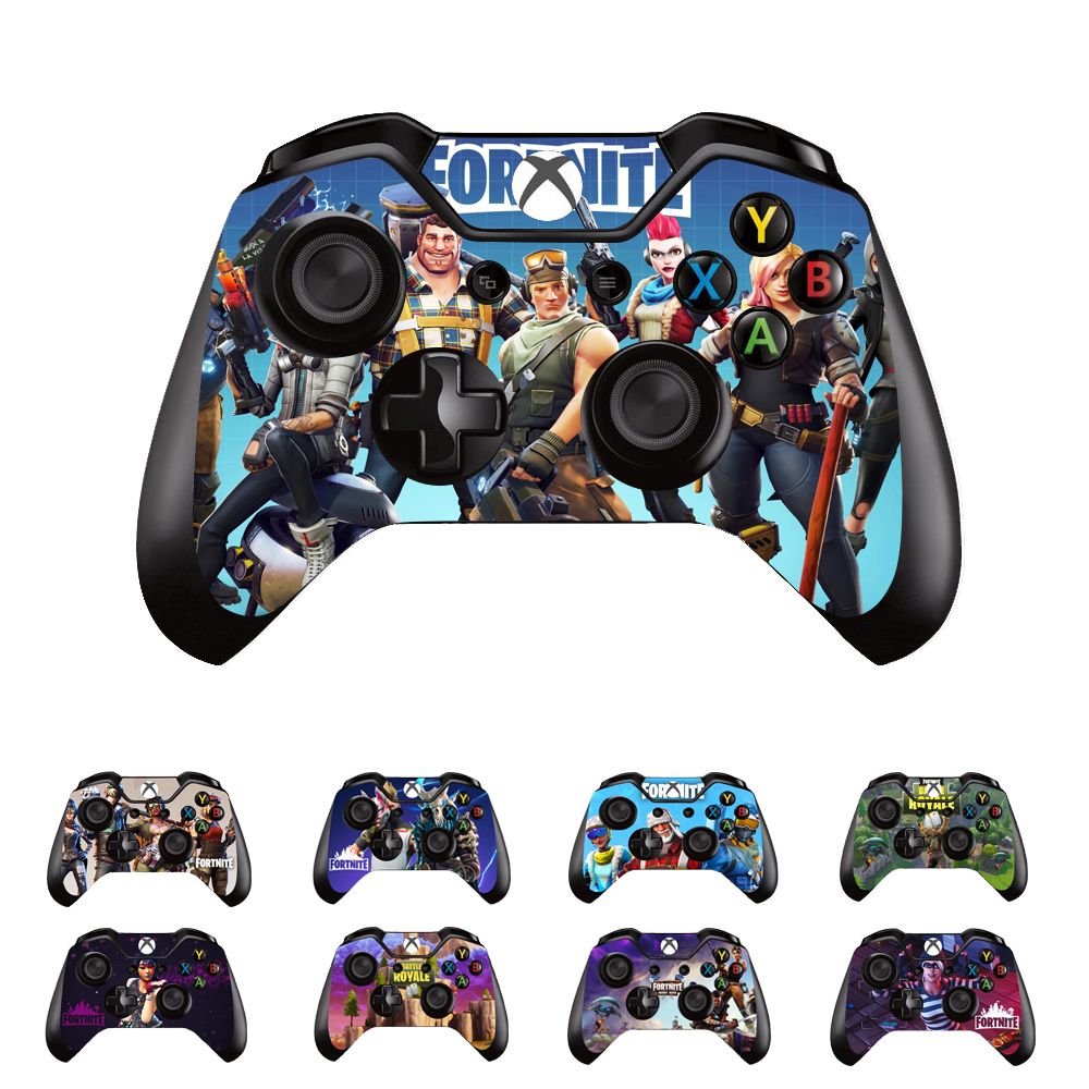 Game Sticker Vinyl For Microsoft Xbox One Controller Decal Skins For Xbox One Gamepad Cover For Xbox One Joypad xbox music mixer