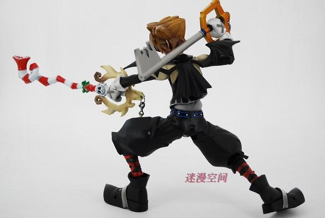 Оригинальные фигурки Square Enix Kingdom Hearts 2 5