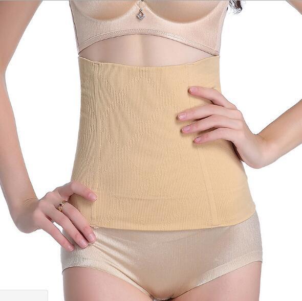 Бесшовные невидимый для похудения тело формочек ремень управления пластика триммер талия cincher живота сенсорный обертывания