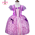 2017 Girl Princess Dress Gown Carnival Costumes for Baby Girls Child Summer Dress for Girls Kids Party Frocks Infant Tutu Dress
