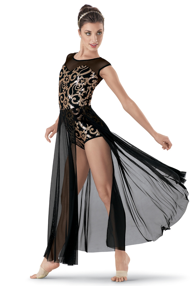 Stage & Dance Wear Novelty & Special Use Beautiful 2018 Sale Gymnastics Leotard For Girls Female Professional Modern Dance Ballet Clothes And Costumes Stage Performance Clothing