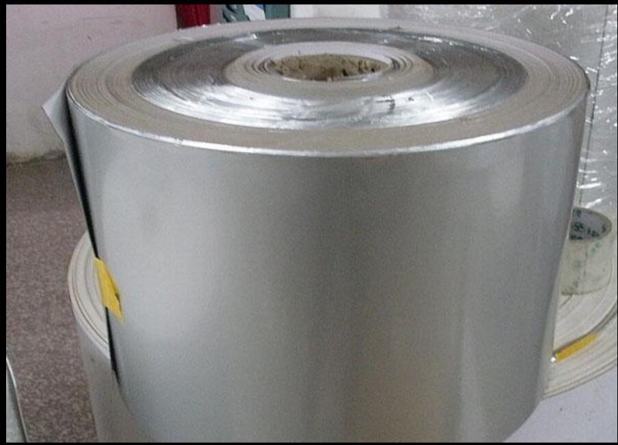Kg de 15 Película de Selagem Da Folha de Alumínio, Tipo Rolo, para o frasco de HDPE, Largura: 27 cm