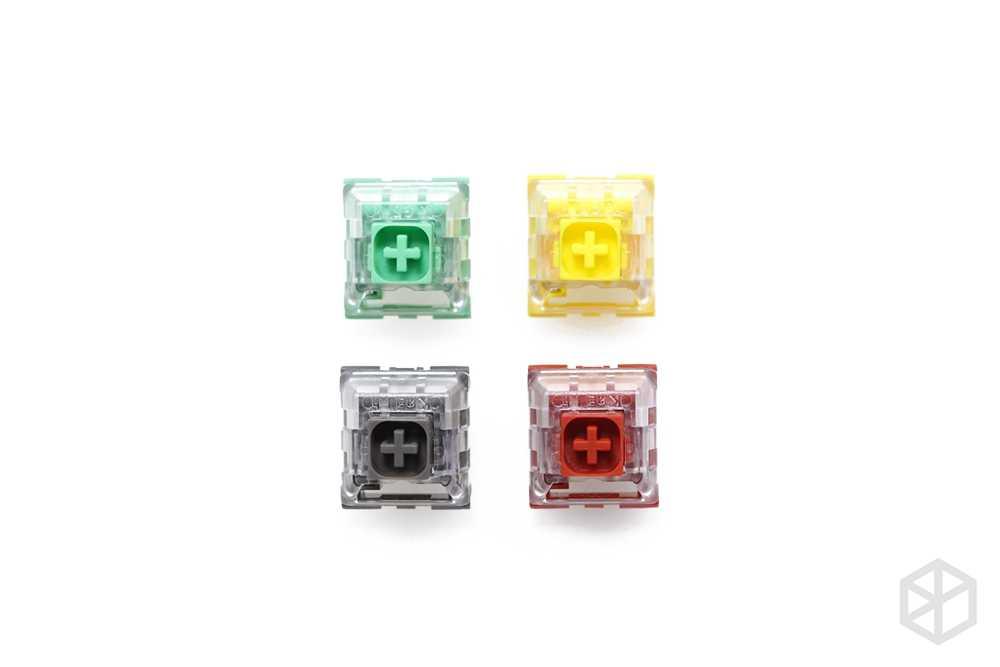 Kailh Box Schalter Chinesischen Stil Rot Grau gelb Grün RGB SMD Staubdicht Schalter Für Mechanische Gaming tastatur IP56 wasserdichte mx