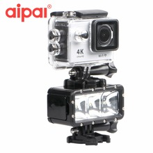 35 M Sous-Marine Plongée accessoires Étanche LED flash Light pour Xiaomi Yi Gopro Hero 4 3 SJCAM sj5000 sj4000 d'action caméra