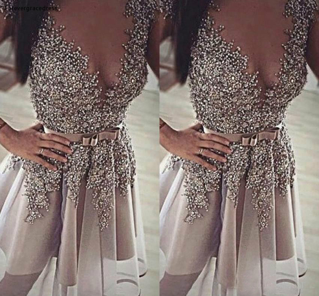2019 Cheap Short Homecoming Dress A Line Tulle Knee Length Juniors Graduation Cocktail Party Dress Plus Size Custom Made