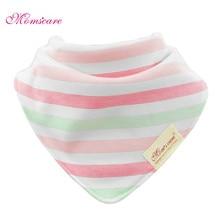 цена на New Baby bib waterproof triangle cotton cartoon children bib sports bib newborn absorbent clothA bib gangbabero bandana bebe