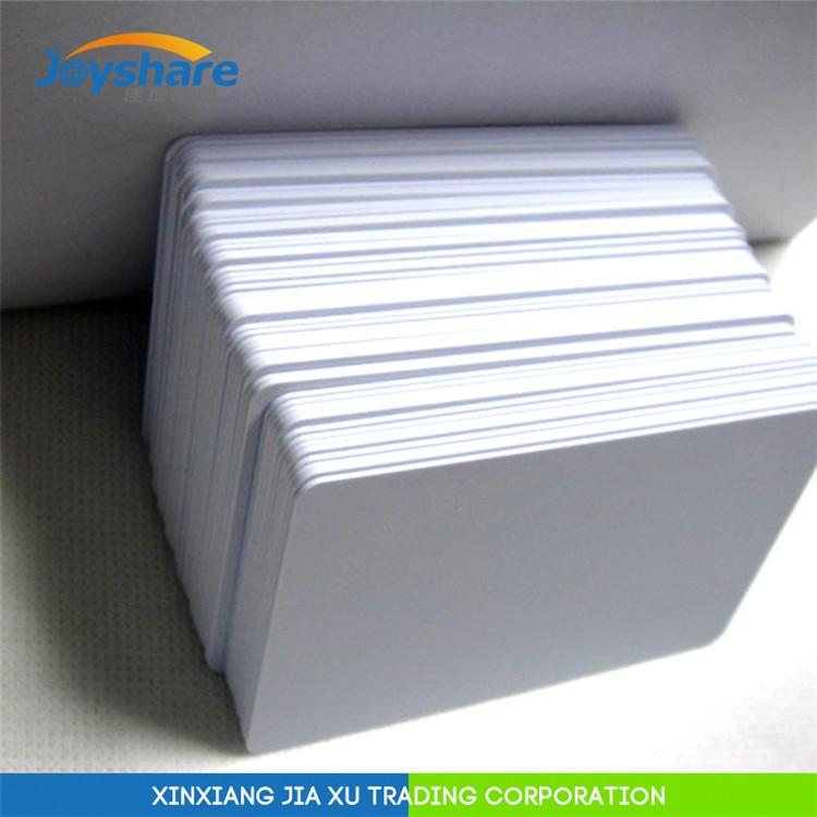Punctual Inkjet Blank Pvc Card White Id Card For Epson /canon Inkjet P50 T50 T60 P50 L800 R200 R230 R260 Ip4810 Ip4700 Ip4930 Printer Printer Parts