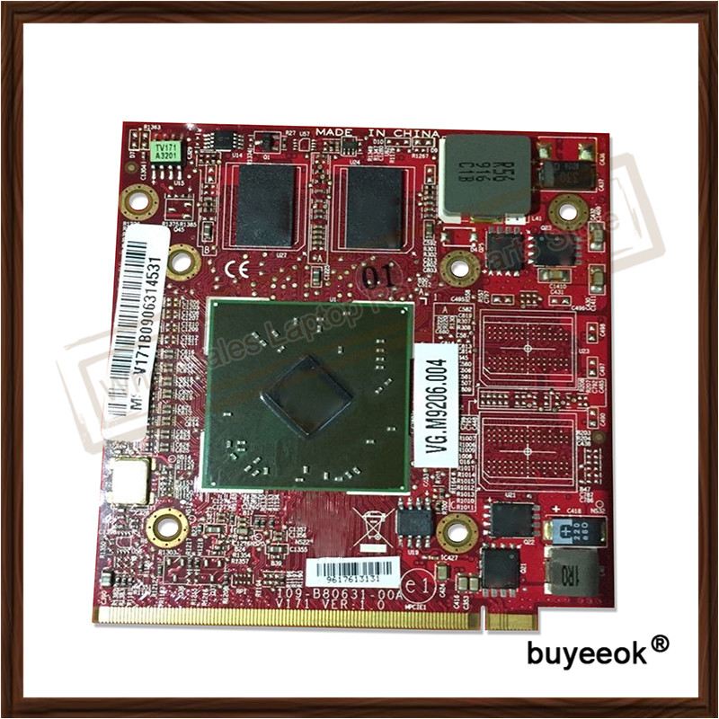 Original New HD 4570M HD4570M 512M 216-0728014 Graphic Card For ACER 4710 4720 4920 5920 Display Video Card GPU Replacement vg 86m06 006 gpu for acer aspire 6530g notebook pc graphics card ati hd3650 video card