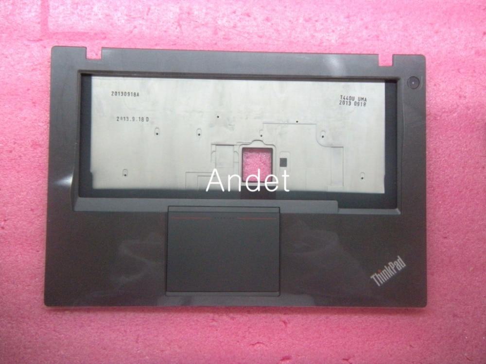 New Original For Lenovo ThinkPad T440 Palmrest UMA Upper Case Keyboard Bezel Cover 04X5469 AM0SR000100 вешалка 5469