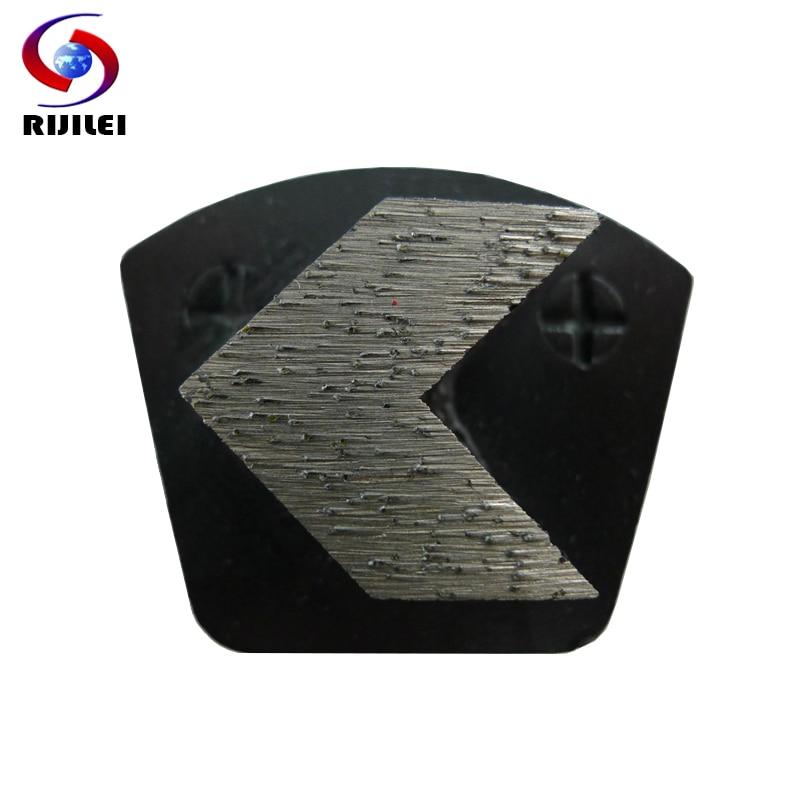 RIJILE 30 PCS Trapezoide Redi-lock Diamond Disco de pulido para piso - Herramientas eléctricas - foto 2