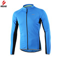 ARSUXEO 2016 Outdoor Sports Cycling Jersey Spring Summer Bike Bicycle Long Sleeves MTB Clothing Shirts Wear Bike Jersey 6022