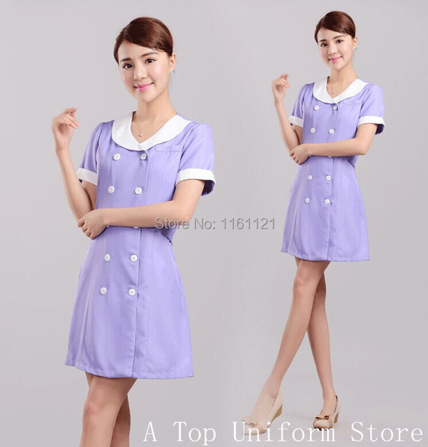 Real nurse uniform