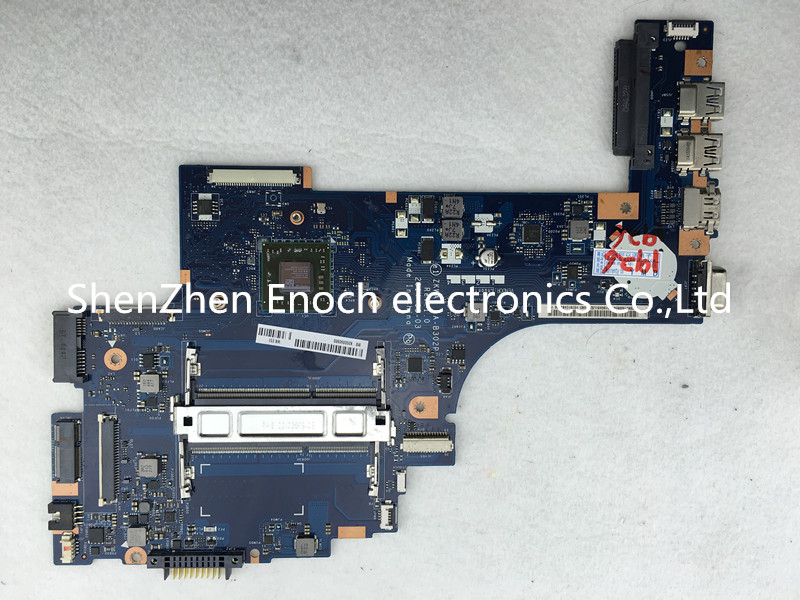 K000890980 for Toshiba Satellite C50D C50D-B C50D-B C55D-B Laptop Motherboard integrated ZKWAE LA-B302P stock No.416