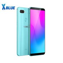 Nubia Z18 Mini 6GB 64GB Snapdragon 660 Mobile Phone Octa Core 5 7 2160 1080P Front
