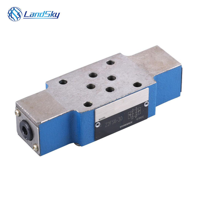 hydraulic directional control valve Hydraulic throttle valve Z2FS6 30 superimposed double sided hydraulic throttle check valve in Valves Parts from Automobiles Motorcycles