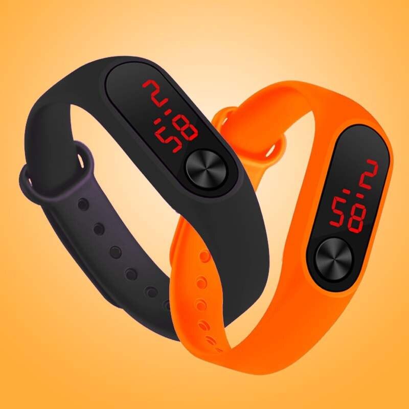 Children's Digital Watch LED Watch Boy&girl Relogio Masculin