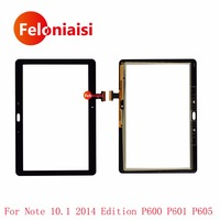 10 1 For Samsung Galaxy Note 10 1 2014 Edition P600 P601 P605 Touch Screen Digitizer