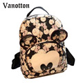 2016 Fashion Children Cute Cartoon Character Backpacks School Bags for Teenagers Girls Shoulder Bag Students Bookbag
