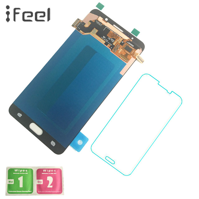 IFEEL Super Amoled LCD Display Touch Screen Digitizer Repair For Samsung Galaxy Note5 N920T N920A N920I N920G Note 5 LCD