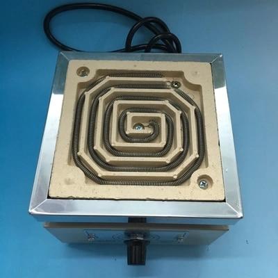 1000 W Universal เตาไฟฟ้าห้องปฏิบัติการสูงอุณหภูมิอิเล็กทรอนิกส์ universal เตาเตาไฟฟ้า-ใน อุปกรณ์ทำความร้อนในห้องปฏิบัติการ จาก อุปกรณ์ออฟฟิศและการเรียน บน   1