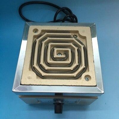 1000 W four électrique universel laboratoire réglable haute température électronique four universel four électrique