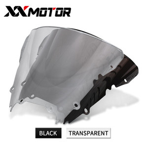Windshield Windscreen shroud Fairing For YAMAHA YZF600 R6 1998 1999 2000 2001 2002 YZF 98 99 01 02 Motorcycle Accessories