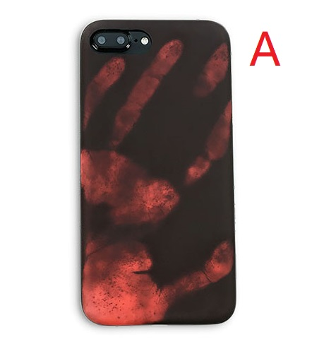 New-Hand-Thermal-Sensor-Case-For-iphone-7-6-6S-Plus-Fundas-Funny-Physical-thermal-discoloration