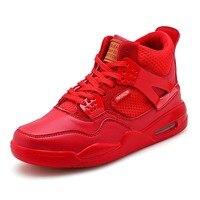 Retro Bakset Homme 2018 Hot Brand Men Basketball Shoes Sneakers Mens Fitness Breathable Gym Sport Shoes White Male Jordan Shoes
