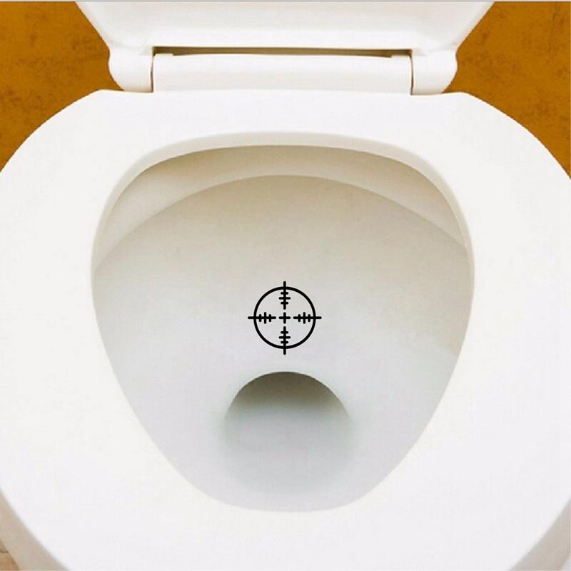 Toilet Training Wall Art Stickers
