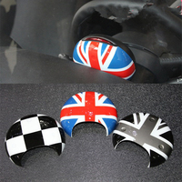 For Mini Cooper Tachometer Cover Stickers Union Jack Car Interior Decoration Accessories For R55 R56 R57