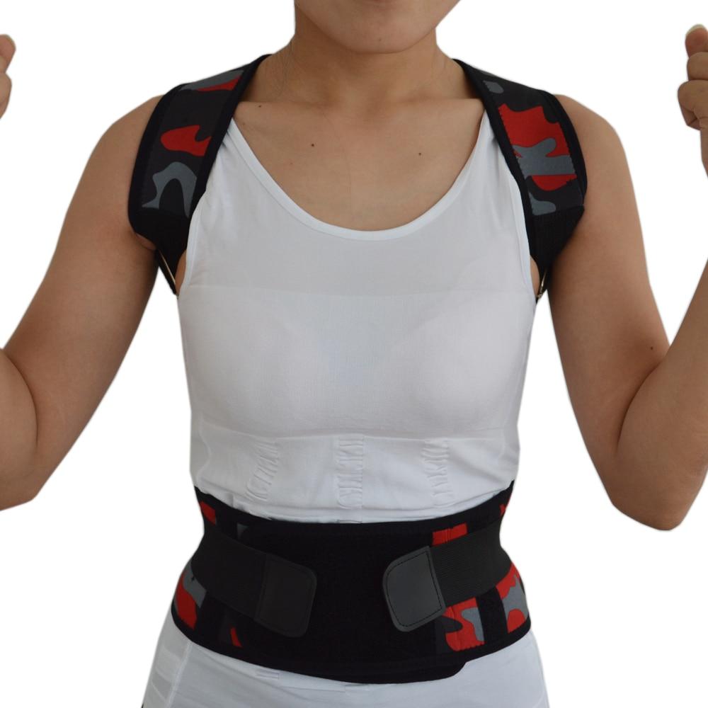 Posture Corrector Back Support Belt Shoulder Bandage Corset Back Orthopedic Brace Scoliosis Rugbrace Posture Corrector