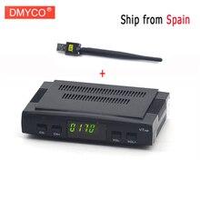 3 шт./лот DVB-S2 freesat V7 HD Спутниковые антенны Поддержка powervu Biss ключ cccamd Newcamd YouPorn 3 г ключа с USB Wi-Fi